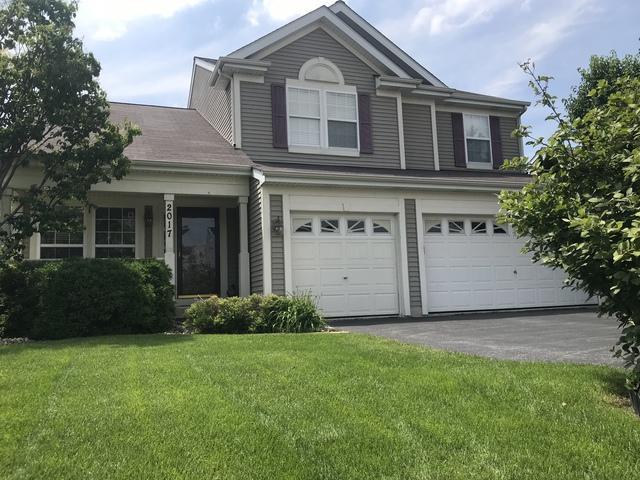2017 Brunswick Drive, Plainfield, IL 60586 (MLS #10026659) :: Lewke Partners