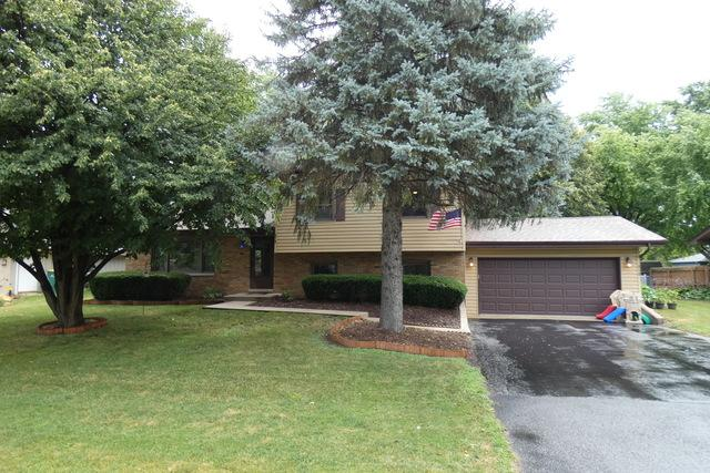 518 Parkshore Drive, Shorewood, IL 60404 (MLS #10026708) :: The Dena Furlow Team - Keller Williams Realty