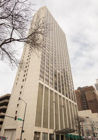 2 E Oak Street #3203, Chicago, IL 60611 (MLS #10026722) :: Property Consultants Realty