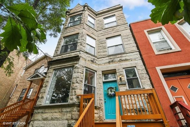 1452 N Talman Avenue #2, Chicago, IL 60622 (MLS #10026836) :: Property Consultants Realty