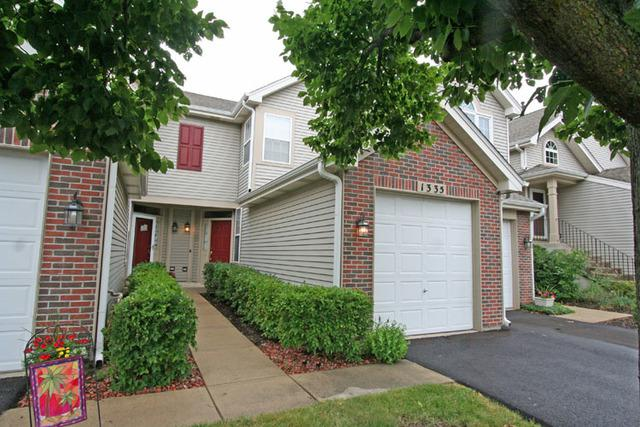 1335 Providence Circle, Elgin, IL 60120 (MLS #10026893) :: The Jacobs Group
