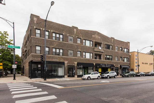 1338 Irving Park Road #1, Chicago, IL 60613 (MLS #10026950) :: The Perotti Group