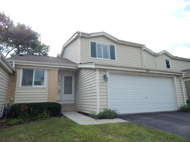 698 Scarbrough Circle, Hoffman Estates, IL 60169 (MLS #10026994) :: The Perotti Group