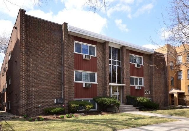 337 S Maple Avenue #21, Oak Park, IL 60302 (MLS #10027002) :: The Perotti Group