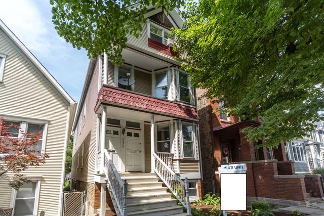 2224 W Melrose Street, Chicago, IL 60618 (MLS #10027123) :: Key Realty