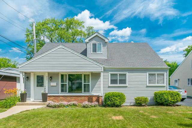 900 E Frederick Street, Arlington Heights, IL 60004 (MLS #10027136) :: Key Realty