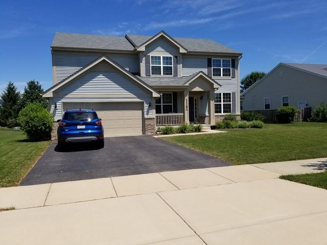 11190 Fitzgerald Lane, Huntley, IL 60142 (MLS #10027259) :: Baz Realty Network | Keller Williams Preferred Realty