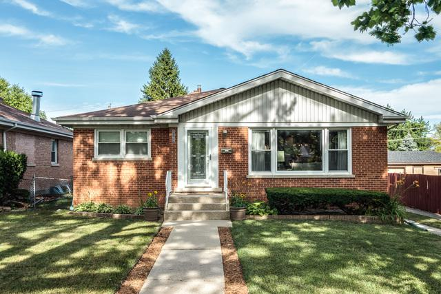8309 Oriole Avenue, Niles, IL 60714 (MLS #10027532) :: The Jacobs Group