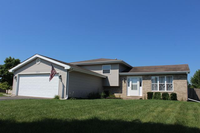 883 Cottonwood Drive, Elwood, IL 60421 (MLS #10027743) :: Domain Realty