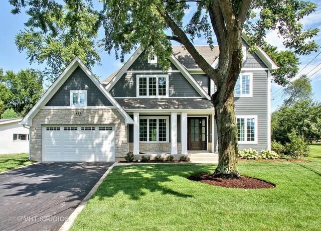 465 Jonquil Terrace, Deerfield, IL 60015 (MLS #10027766) :: Domain Realty