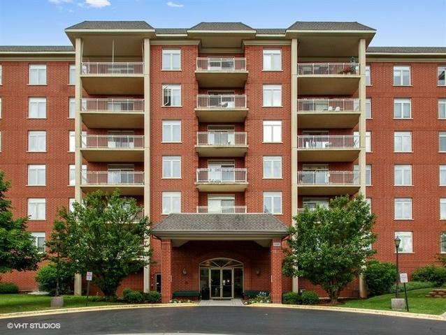 8300 Callie Avenue #402, Morton Grove, IL 60053 (MLS #10027906) :: Domain Realty