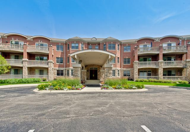 940 Augusta Way #206, Highland Park, IL 60035 (MLS #10028083) :: Domain Realty