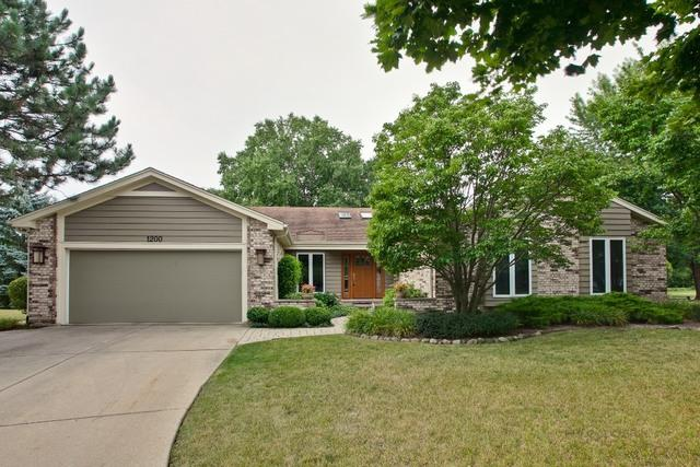 1200 Brian Circle, Libertyville, IL 60048 (MLS #10028412) :: The Jacobs Group