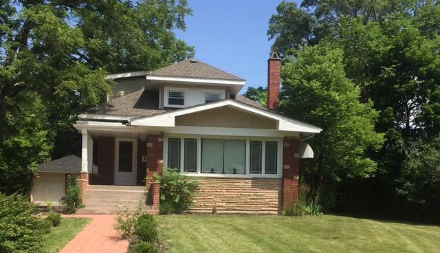 2621 Park Drive, Flossmoor, IL 60422 (MLS #10028772) :: The Jacobs Group