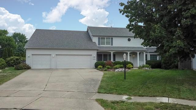 2302 Firethorn Lane, Champaign, IL 61822 (MLS #10028827) :: Ryan Dallas Real Estate