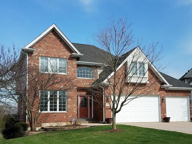 605 Nelson Circle, Westmont, IL 60559 (MLS #10029105) :: The Dena Furlow Team - Keller Williams Realty