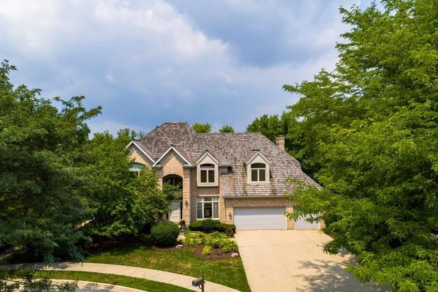 872 Creek Bend Drive, Vernon Hills, IL 60061 (MLS #10029148) :: The Dena Furlow Team - Keller Williams Realty
