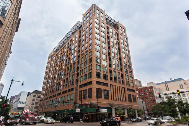 520 S State Street #1211, Chicago, IL 60605 (MLS #10030717) :: Domain Realty