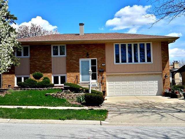 15125 Spruce Lane, Oak Forest, IL 60452 (MLS #10030821) :: Century 21 Affiliated