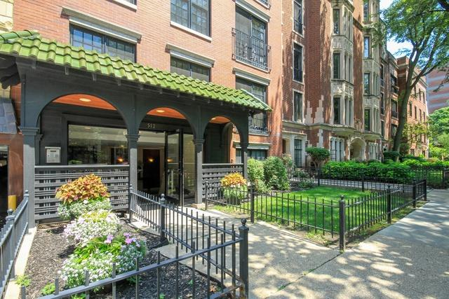 512 W Barry Avenue #404, Chicago, IL 60657 (MLS #10031274) :: Century 21 Affiliated