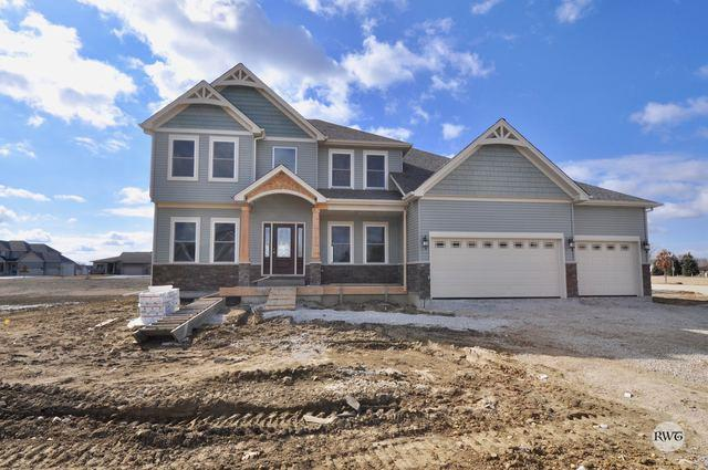 374 Andover Drive, Oswego, IL 60543 (MLS #10031483) :: The Wexler Group at Keller Williams Preferred Realty