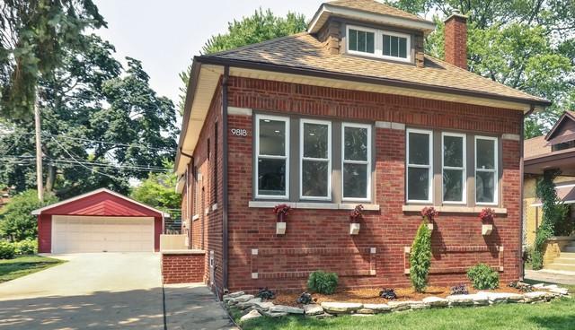 9818 S Leavitt Street, Chicago, IL 60643 (MLS #10031990) :: Littlefield Group