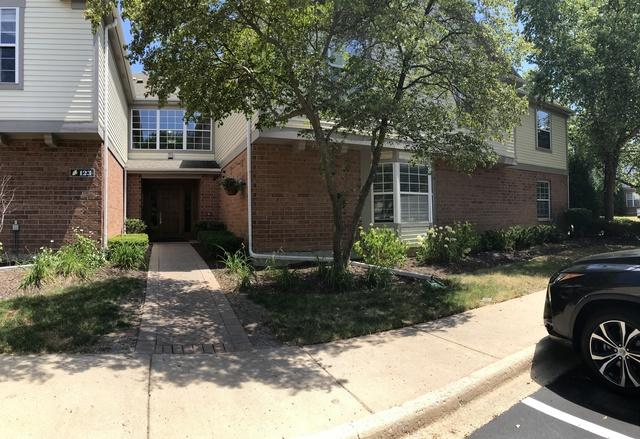 123 Crestwood Court #1, Schaumburg, IL 60195 (MLS #10033608) :: Domain Realty