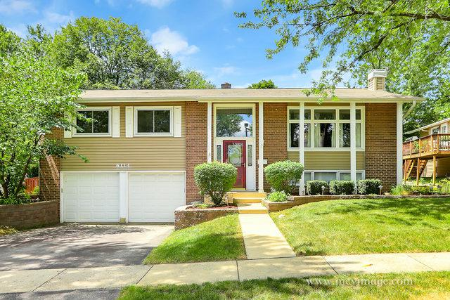 6114 Green Drive, Woodridge, IL 60517 (MLS #10033627) :: The Jacobs Group