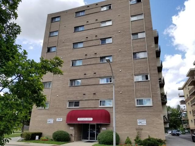 7449 Washington Street #605, Forest Park, IL 60130 (MLS #10033635) :: Touchstone Group