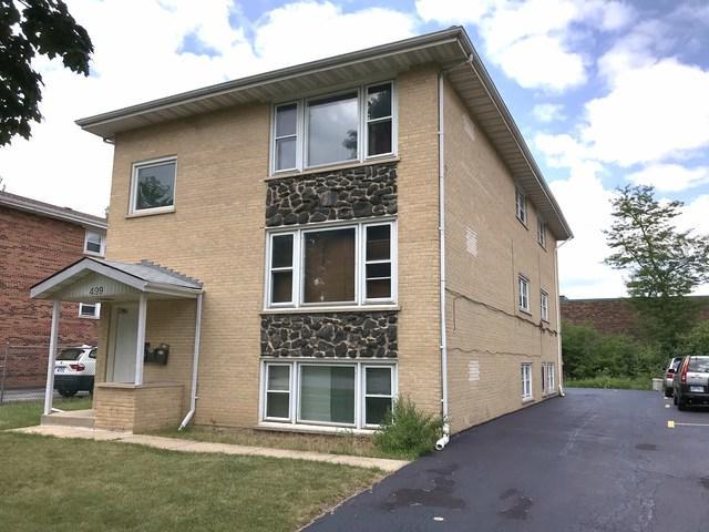 499 W Hillside Drive, Bensenville, IL 60106 (MLS #10033721) :: Littlefield Group