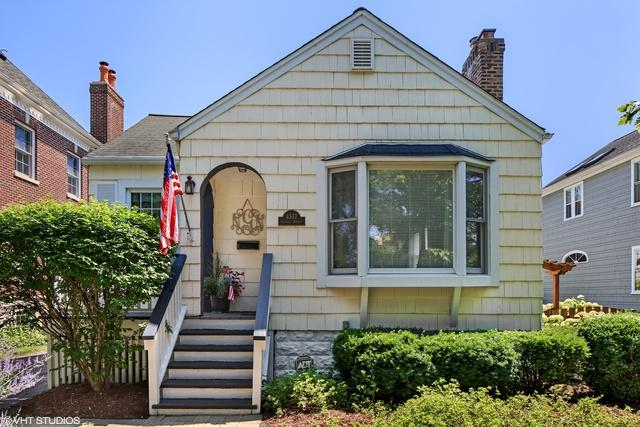 4537 Central Avenue, Western Springs, IL 60558 (MLS #10033779) :: Leigh Marcus | @properties