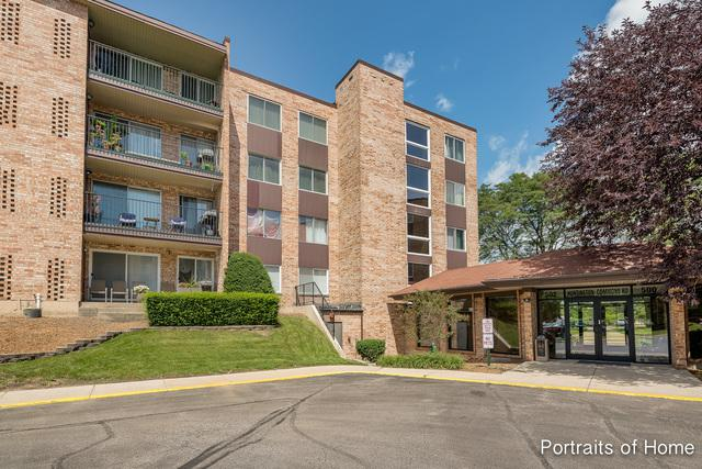 502 W Huntington Commons Road #237, Mount Prospect, IL 60056 (MLS #10033799) :: The Jacobs Group