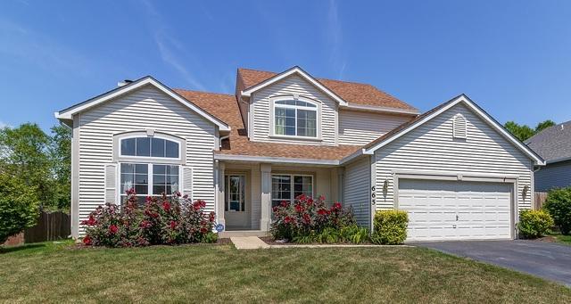 665 Willow Drive, Carol Stream, IL 60188 (MLS #10033867) :: Domain Realty