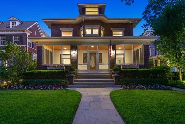 815 Forest Avenue, Wilmette, IL 60091 (MLS #10034788) :: The Jacobs Group