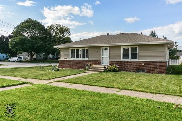 217 W Wilson Street, Peotone, IL 60468 (MLS #10034793) :: Littlefield Group