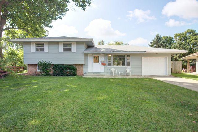 313 Highland Drive, Rantoul, IL 61866 (MLS #10034963) :: Domain Realty