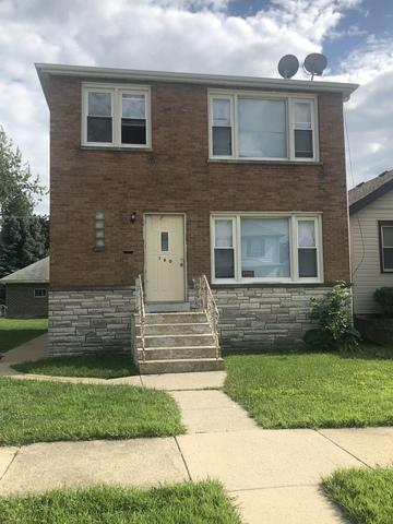 160 Interocean Avenue, South Chicago Heights, IL 60411 (MLS #10035139) :: The Spaniak Team