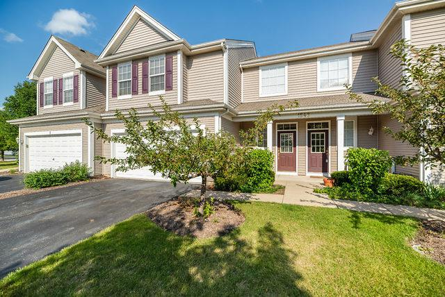 1546 Reserve Lane #2, Dekalb, IL 60115 (MLS #10035380) :: The Jacobs Group