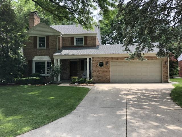 320 S Windsor Drive, Arlington Heights, IL 60004 (MLS #10036495) :: The Jacobs Group