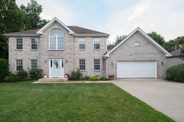 708 Meadow Crossing Trail, Roscoe, IL 61073 (MLS #10037106) :: The Jacobs Group