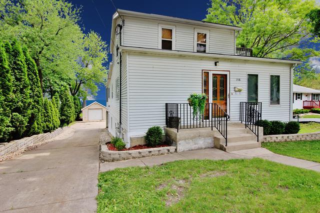 158 E Grand Avenue, Fox Lake, IL 60020 (MLS #10037181) :: Littlefield Group