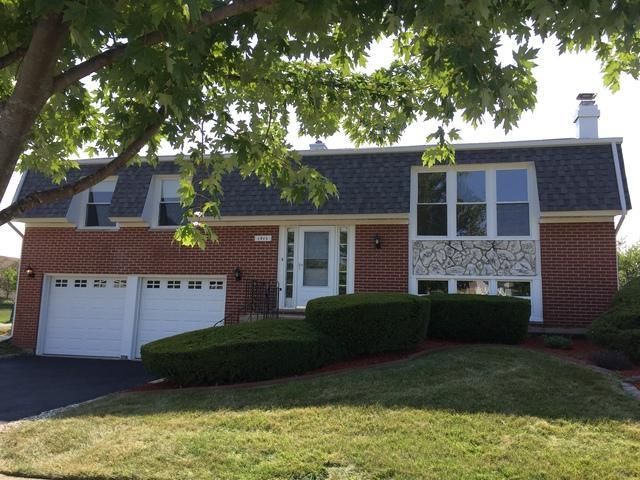 1415 Worden Way, Elk Grove Village, IL 60007 (MLS #10037951) :: The Jacobs Group