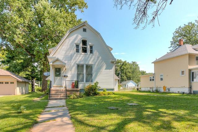 549 W Center Street, Paxton, IL 60957 (MLS #10038456) :: The Spaniak Team