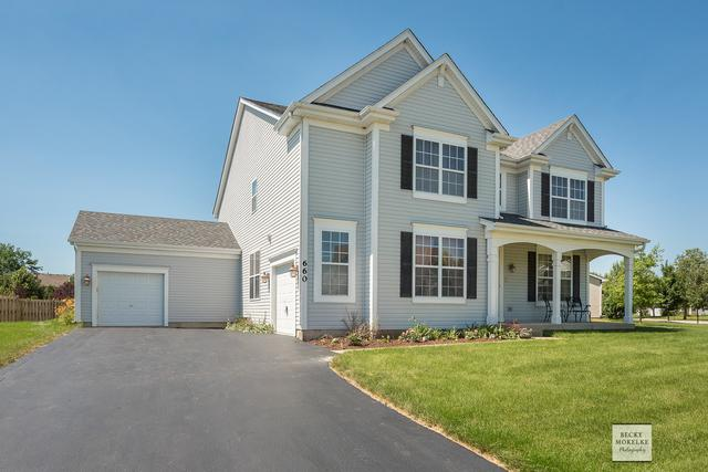 660 Vista Drive, Oswego, IL 60543 (MLS #10038514) :: The Dena Furlow Team - Keller Williams Realty