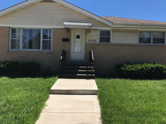 5016 W Hawthorne Avenue, Hillside, IL 60162 (MLS #10039046) :: The Jacobs Group