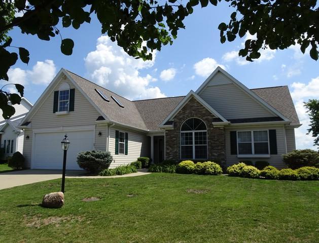 807 Pheasant Run Road, Tuscola, IL 61953 (MLS #10039050) :: Ryan Dallas Real Estate
