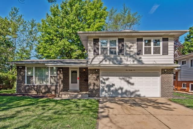 526 N Illinois Avenue, Glenwood, IL 60425 (MLS #10039245) :: The Jacobs Group