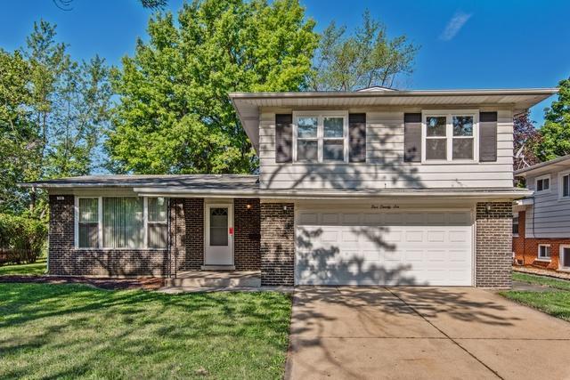 526 N Illinois Avenue, Glenwood, IL 60425 (MLS #10039245) :: Domain Realty