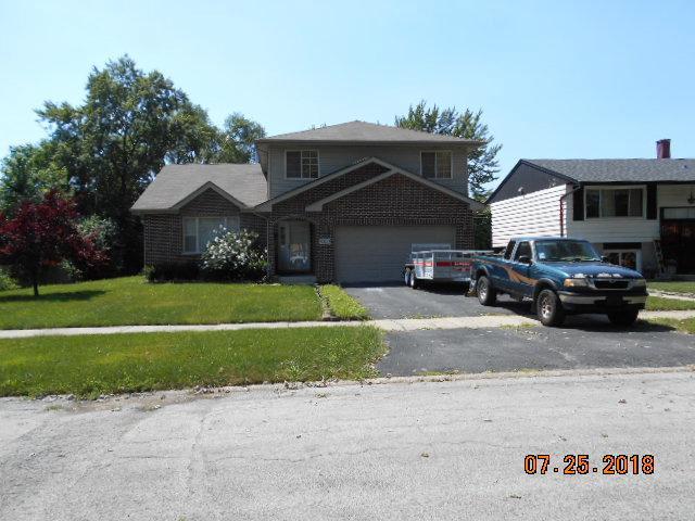 16250 Marshfield Avenue, Markham, IL 60428 (MLS #10039330) :: Domain Realty