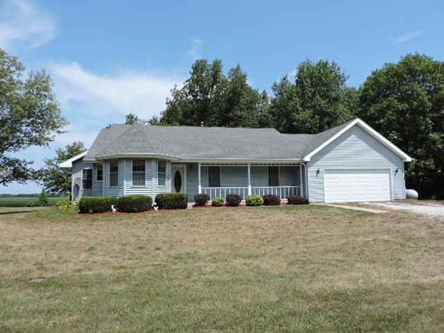 12501 W 3000N Road, Bonfield, IL 60913 (MLS #10039435) :: BNRealty